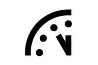 Doomsday Clock des Bulletin of Atomic Scientists © BAS